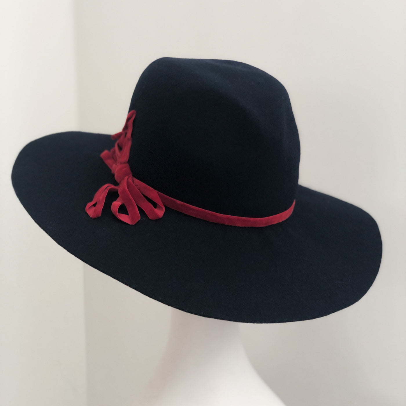 Floppy Fedora - Navy