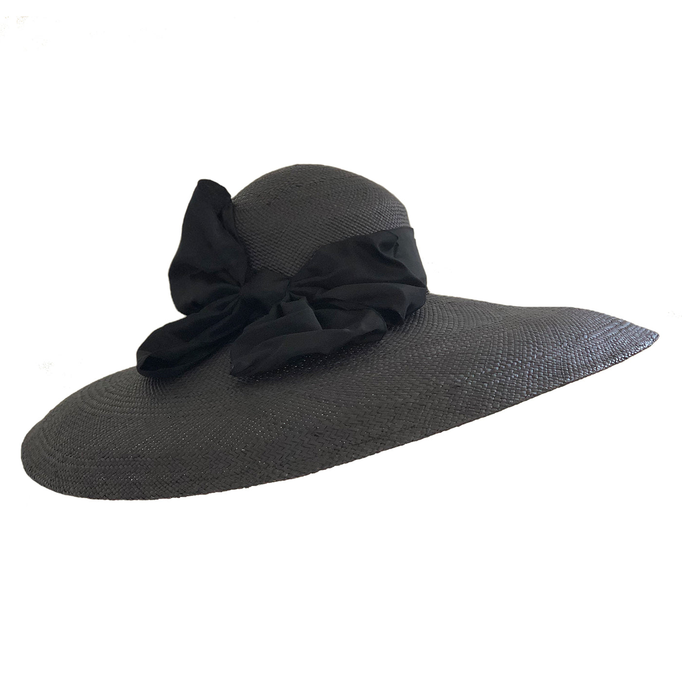 Picture Hat - Black