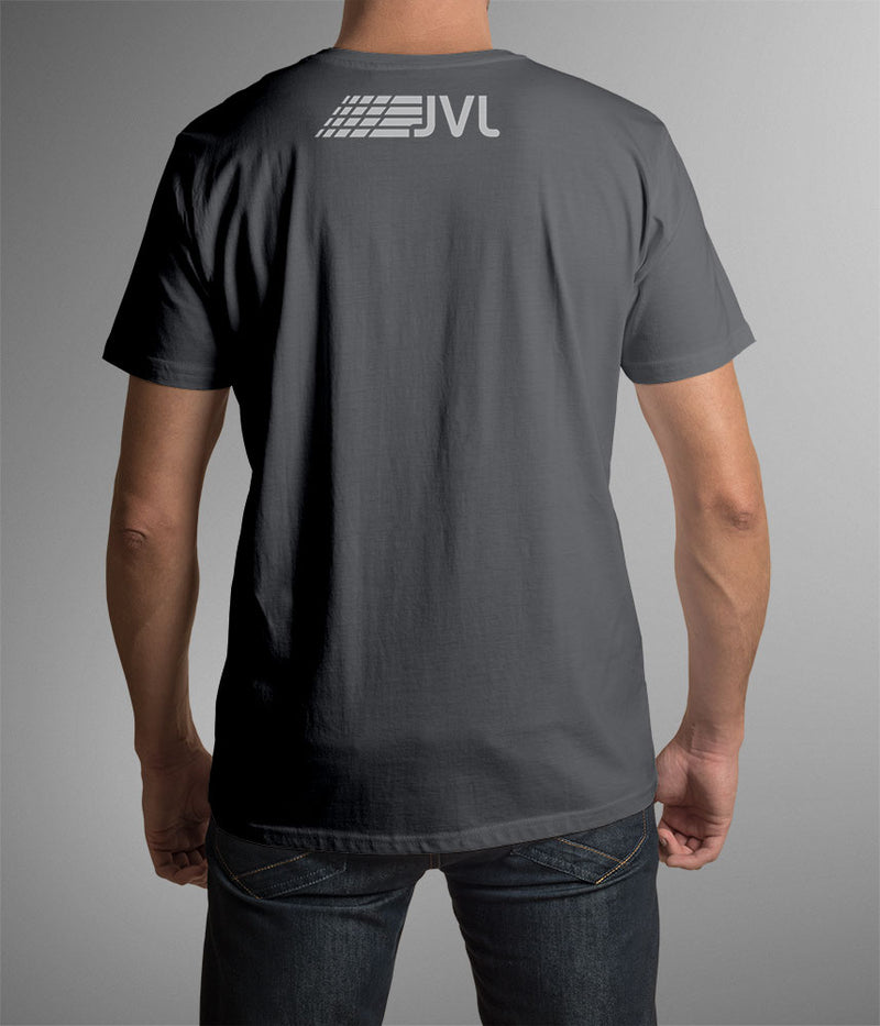 JVL Grey Short Sleeve Shirt