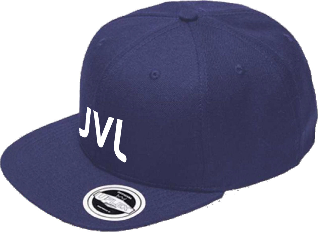 JVL Snap Back Flat Peak Caps Kids