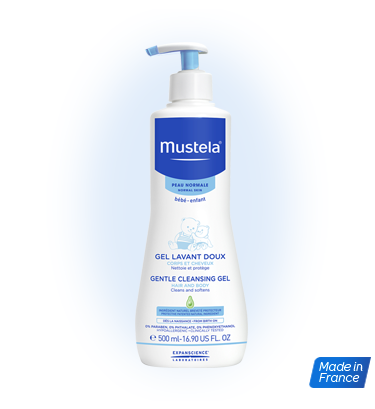 Mustela Dermo Gentle Cleansing Gel