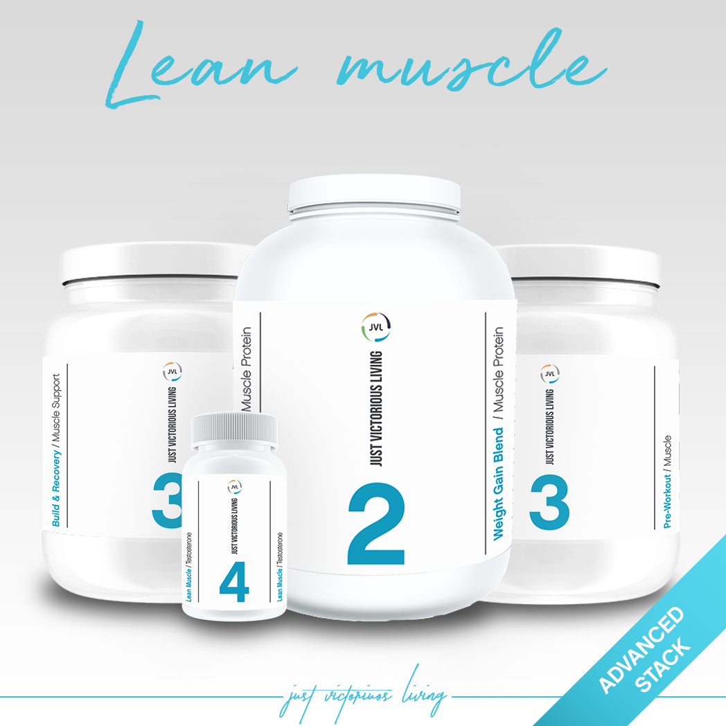 Lean Muscle Advance Stack