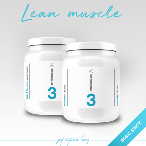 Lean Muscle Basic Stack