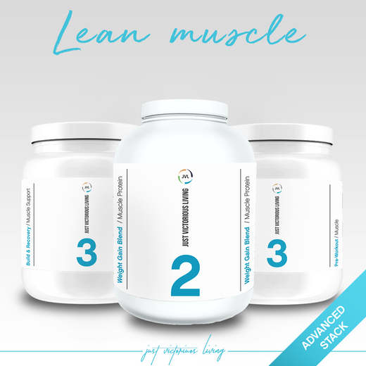 Lean Muscle Intermediate Stack