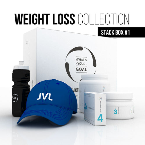JVL WEIGHT LOSS STACK #1