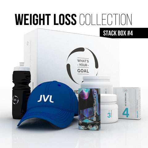 JVL LEAN MUSCLE BUILD STACK #1