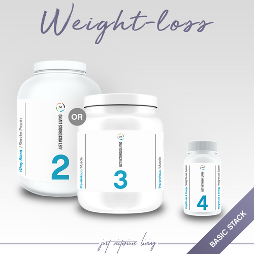 Weight-loss Basic Stack