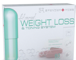 SR Advanced Weight Loss & Toning System – 30 Capsules