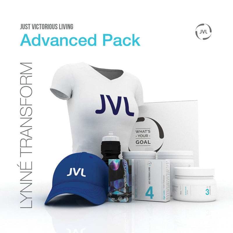 JVL LYNNE TRANSFORM Advanced Pack