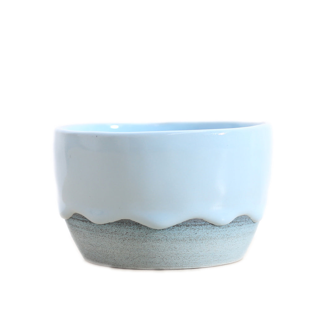 Straight Bowl by Brian Giniewski (Powder + Denim)