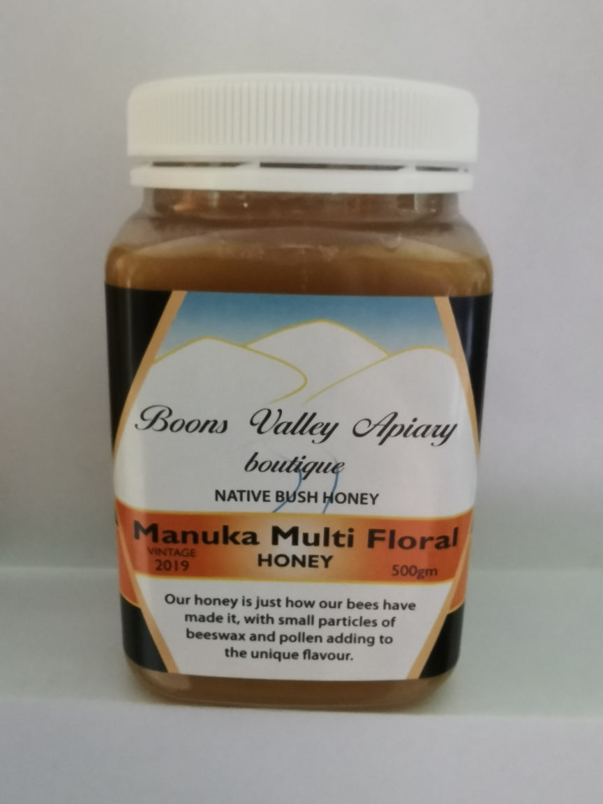 Manuka Multi Floral Honey 500 gram