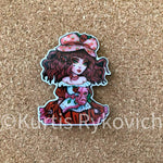 Strawberry Collectors Pin
