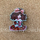Strawberry Shortcake Collectors Pin