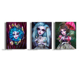 Haunted Mansion Set Canvas (Open Edition)