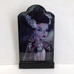 Bride of Frankenstein Tombstone