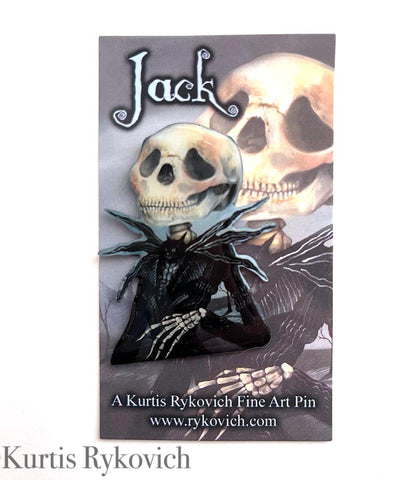 Jack Collectors Pin