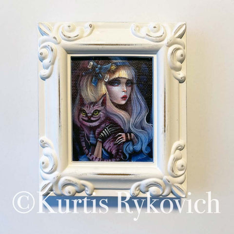 Our Madness Alice Framed Mini