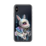 White Rabbit iPhone Case