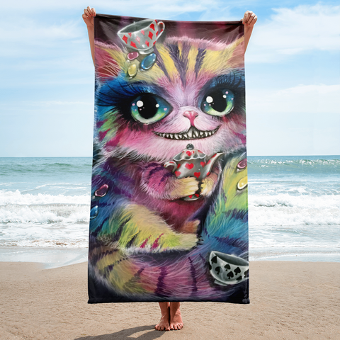Cheshire Beach Towel