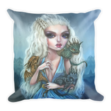 Mother of Dragons Pillow
