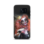 Queen of Hearts Samsung Case