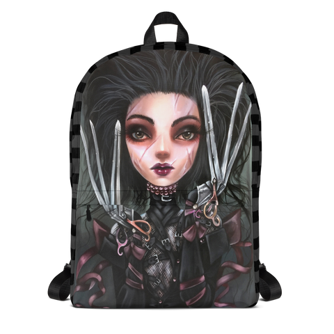 Scissor Hands Backpack