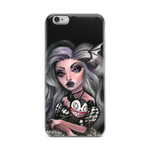 Clora Burton iPhone Case