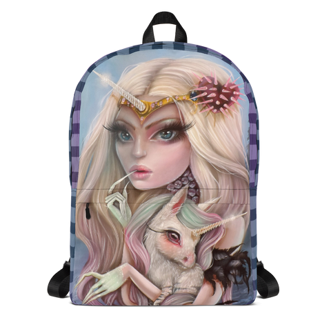 Unicorn Keeper Backpack