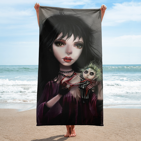 Lydia Beach Towel