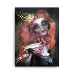 Queen of Hearts Canvas