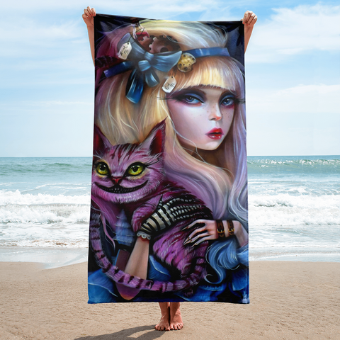 Alice Beach Towel