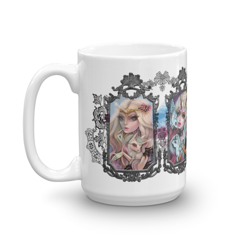 Unicorn Keeper Mug
