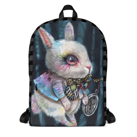 White Rabbit Backpack