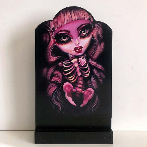 Little Pink Tombstone