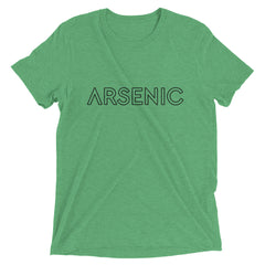 Outline Black Arsenic T
