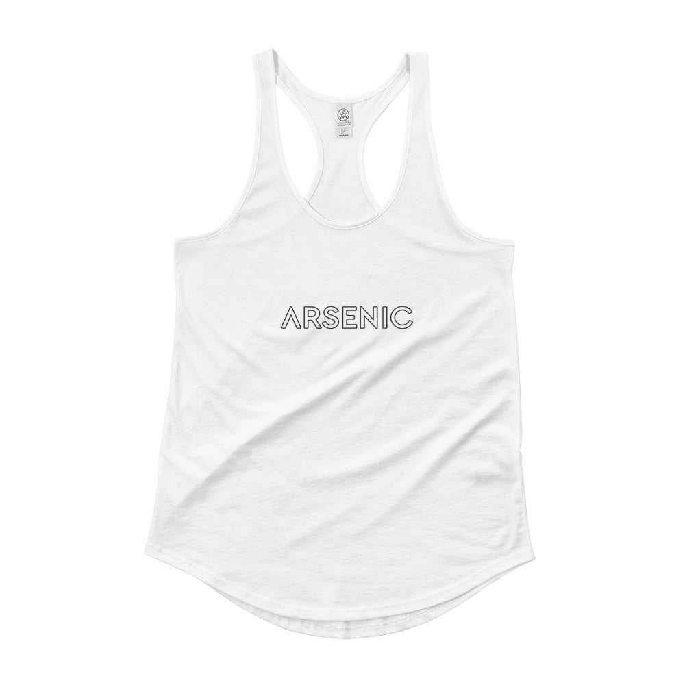 Arsenic Black Outline Tank