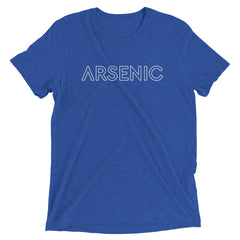 Arsenic White Outline T