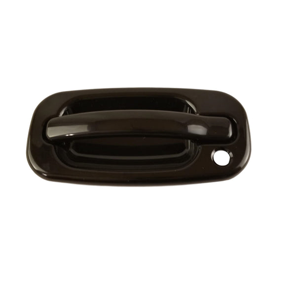 Smooth Black Outside Door Handles 1999-2007