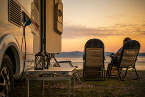 Creating a Comfortable RV Campsite