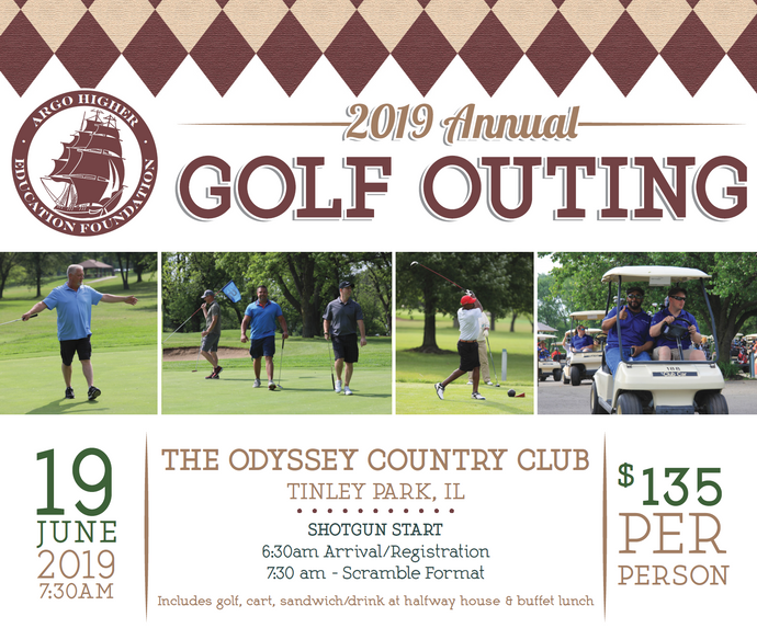 2019 Annual Golf Outing