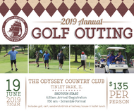 2019 Golf Outing Sponsor