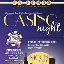4th Annual Casino Night