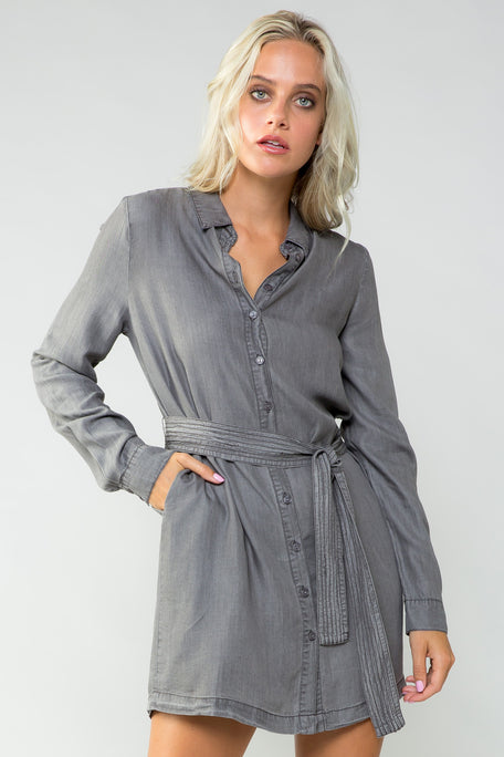 IRREPLACEABLE SHIRT DRESS