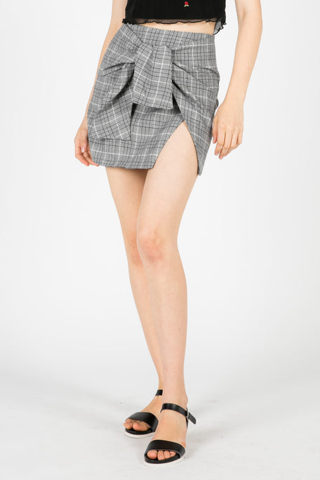 Blair Plaid Skirt