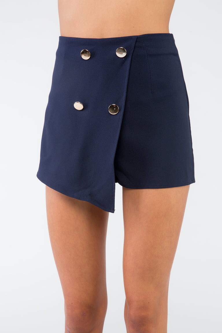 LOVE ON THE BRAIN SKORT