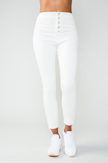 NO PROMISES HIGH WAIST PANT