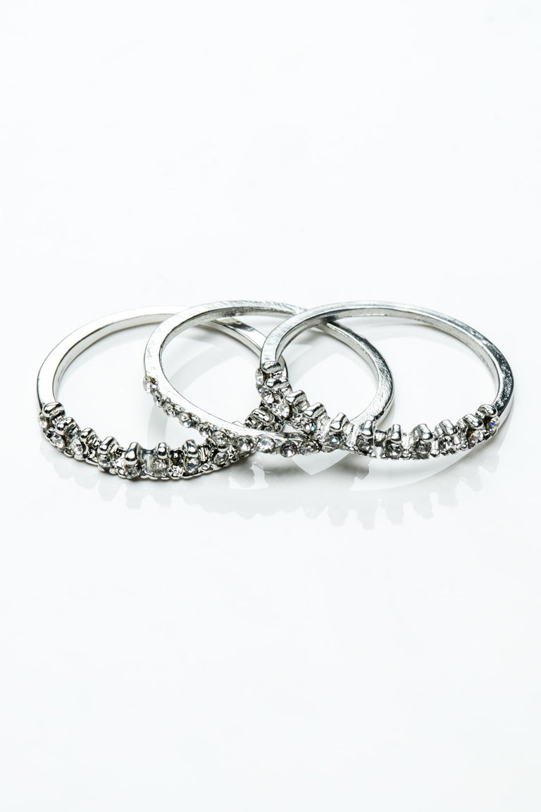 Accessories - 3 PIECE RING SET