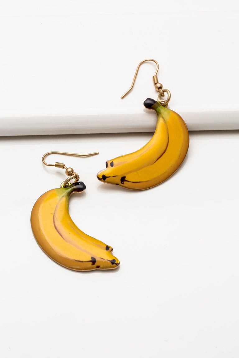 Accessories - BANANA EARRING