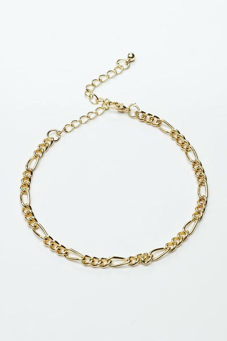 Accessories - FIGARO CHAIN ANKLE BRACELET