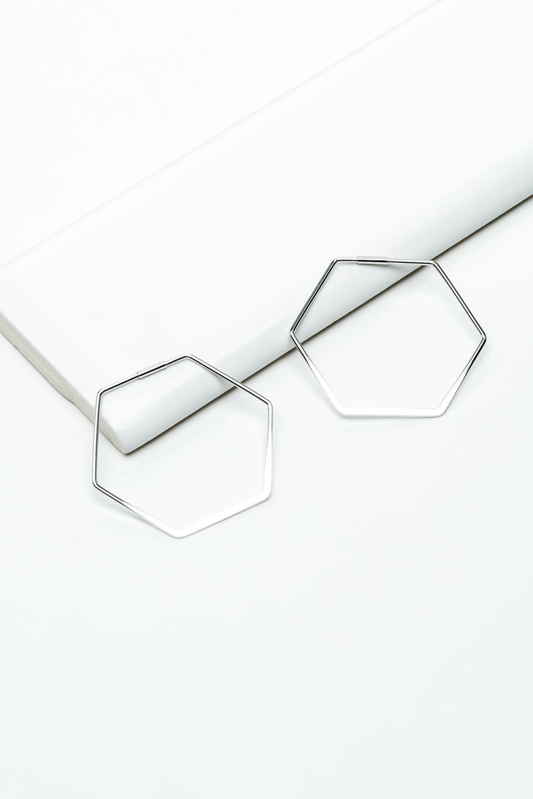 Accessories - HEXAGON HOOPS